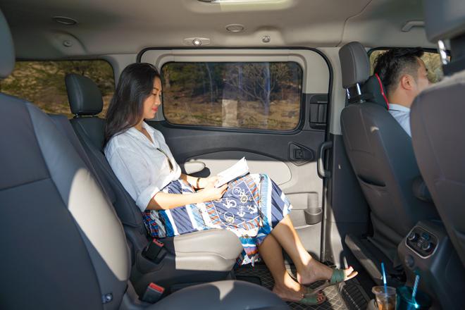Tourneo – chiếc xe thích hợp cho mọi gia đình - 3