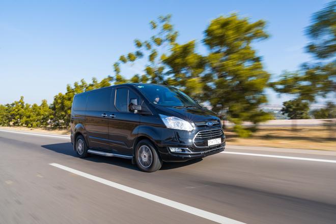 Tourneo – chiếc xe thích hợp cho mọi gia đình - 1