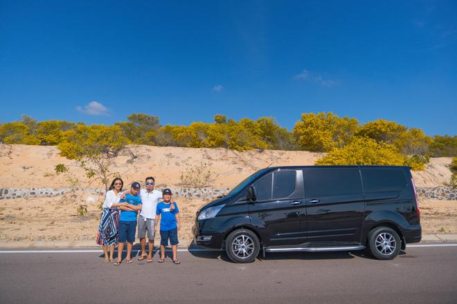 Tourneo – chiếc xe thích hợp cho mọi gia đình - 6