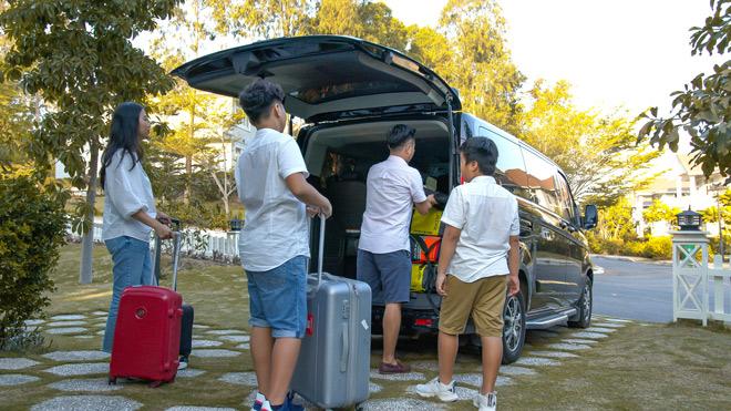 Tourneo – chiếc xe thích hợp cho mọi gia đình - 2