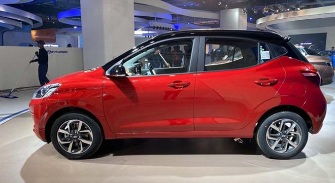 Hyundai Grand i10 được trang bị động cơ Turbo, giá từ 245 triệu đồng - 2