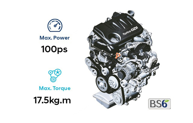 Hyundai Grand i10 được trang bị động cơ Turbo, giá từ 245 triệu đồng - 5