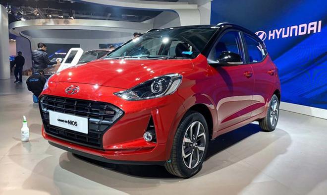 Hyundai Grand i10 được trang bị động cơ Turbo, giá từ 245 triệu đồng - 1