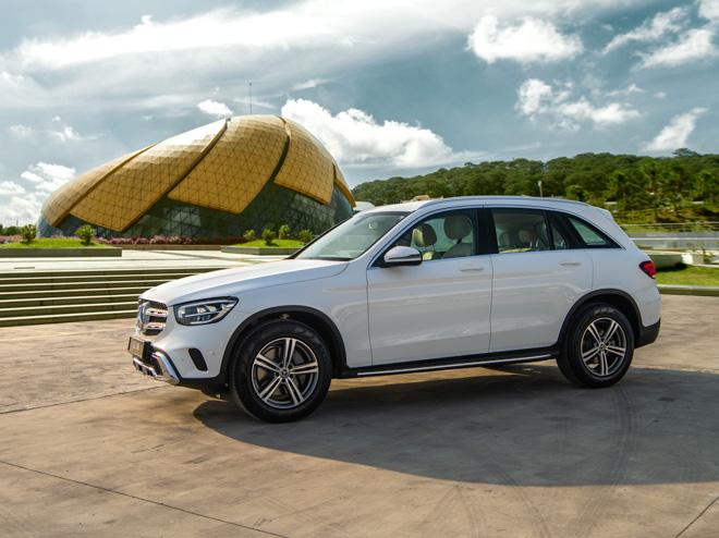 Mercedes-Benz GLC 200 và GLC 200 4matic mới ra mắt thị trường Việt - 4