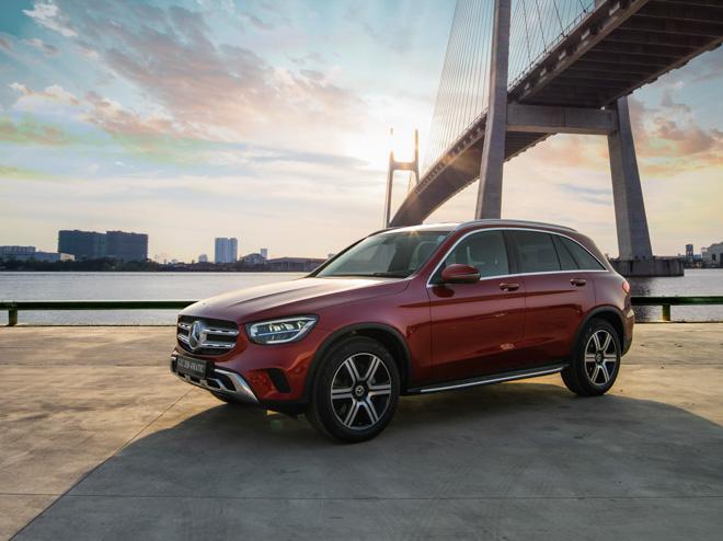 Mercedes-Benz GLC 200 và GLC 200 4matic mới ra mắt thị trường Việt - 3