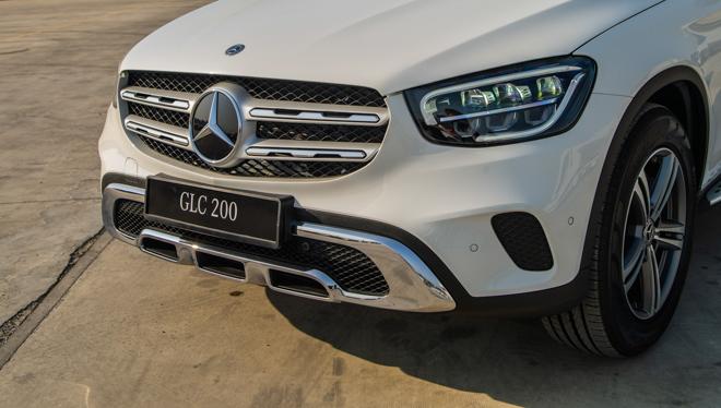 Mercedes-Benz GLC 200 và GLC 200 4matic mới ra mắt thị trường Việt - 8