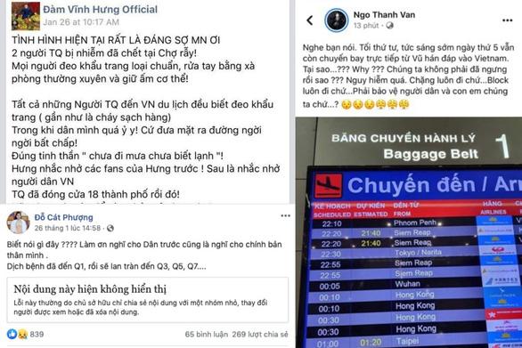 Tranh cãi mức phạt 10 triệu cho Đàm Vĩnh Hưng, Ngô Thanh Vân vì vi phạm luật pháp - 1