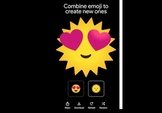 Google cho phép tự chế emoji, chẳng hạn 'tình yêu khẩu trang thời dịch Corona' - 1