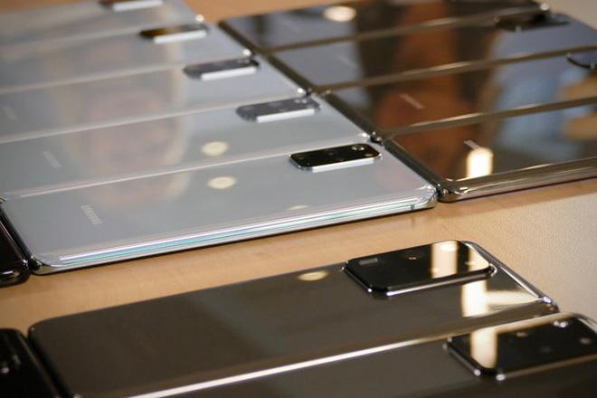 """Tại sao dòng Galaxy S20 lại được bán với giá """"vô cùng đắt đỏ""""? - 2"""