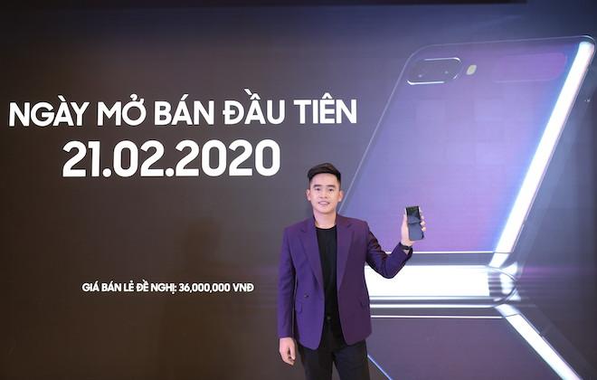 Điện thoại màn hình gập Samsung Galaxy Z Flip có giá 36 triệu đồng tại Việt Nam - 3