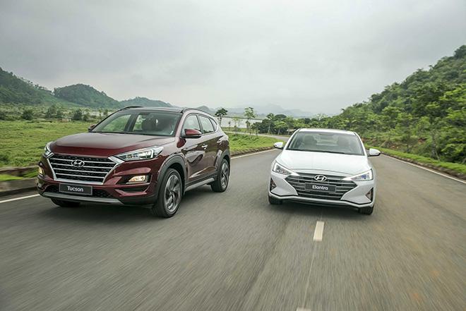 Hyundai Tucson tăng trưởng hơn 41% doanh số trong tháng 1/2020 - 2