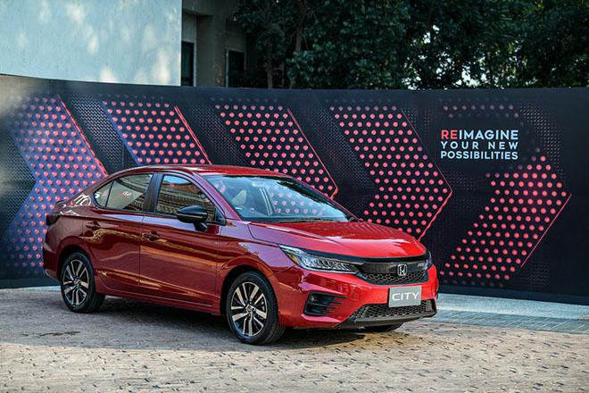 Honda City 2020 phiên bản Turbo RS sắp ra mắt thị trường Việt - 1