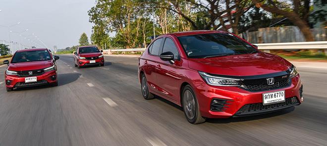 Honda City 2020 phiên bản Turbo RS sắp ra mắt thị trường Việt - 2