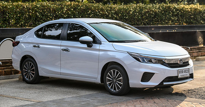 Honda City 2020 phiên bản Turbo RS sắp ra mắt thị trường Việt - 4