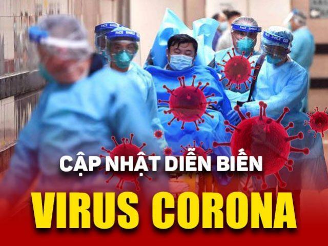 Dịch virus Corona 13/2: Số người tử vong tăng lên 1.370