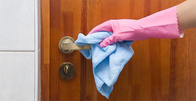 Vệ sinh nhà cửa đúng cách để phòng dịch do virus gây ra - 1