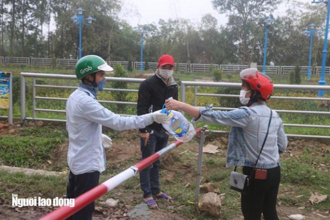 Kết quả xét nghiệm Covid-19 của nam thanh niên Hà Nội vào xã Sơn Lôi giao nhận hàng - 1