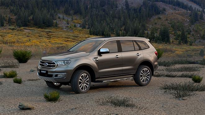 Ford giới thiệu bản nâng cấp của Ranger và Everest tại thị trường Việt Nam, giá bán không đổi - 3