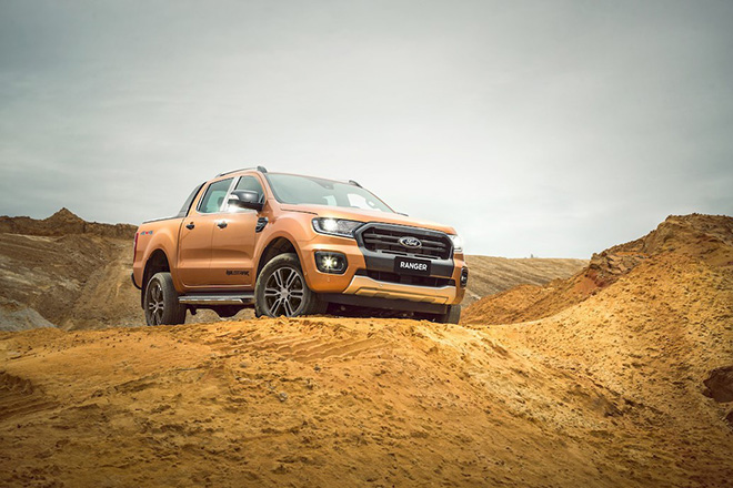 Ford giới thiệu bản nâng cấp của Ranger và Everest tại thị trường Việt Nam, giá bán không đổi - 4