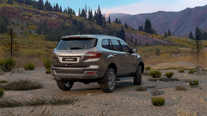 Ford giới thiệu bản nâng cấp của Ranger và Everest tại thị trường Việt Nam, giá bán không đổi - 7