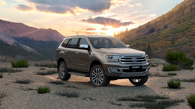 Ford giới thiệu bản nâng cấp của Ranger và Everest tại thị trường Việt Nam, giá bán không đổi - 2