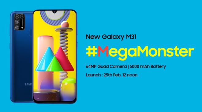 Chiếc smartphone pin 6000 mAh của Samsung sẽ ra mắt ngày 25/02 - 1