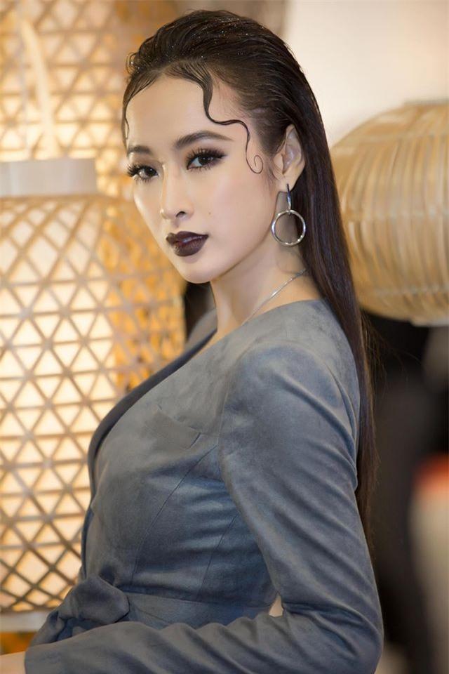 Kiểu trang điểm bị chê già nua để cố nổi bật của Angela Phương Trinh - 4