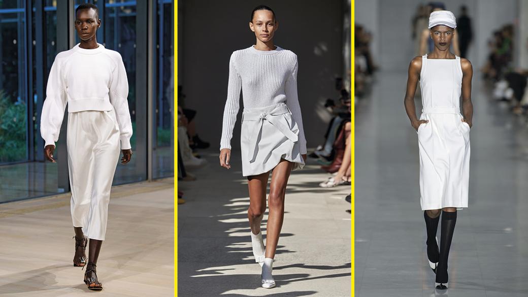 """Dép La Mã, trắng cả """"cây"""": 10 xu hướng thời trang hay nhất mùa xuân 2020 - 1"""