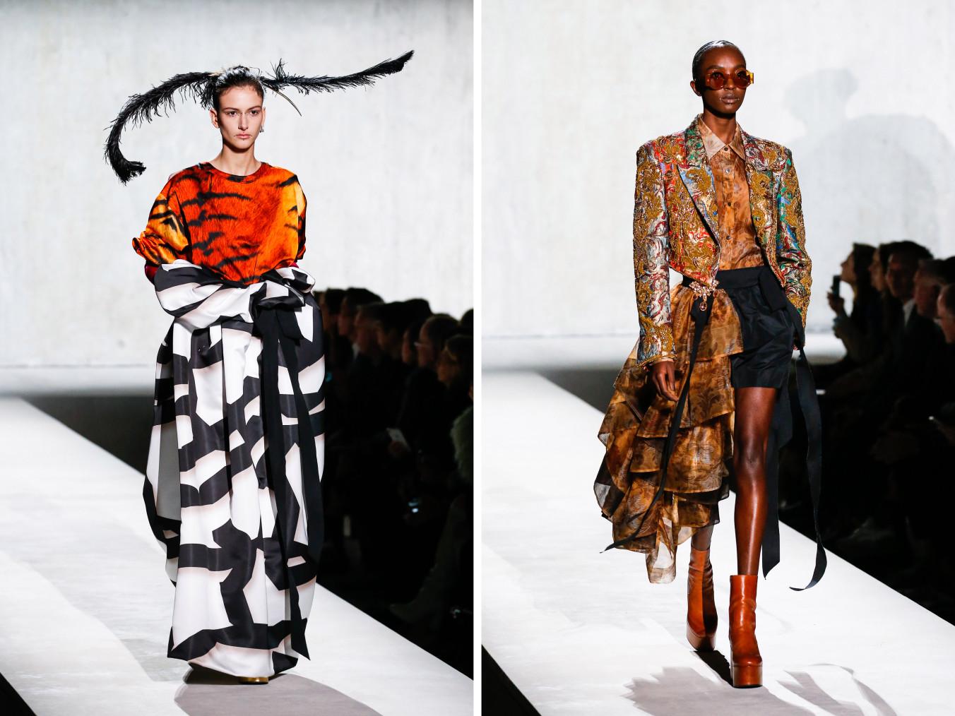 """Dép La Mã, trắng cả """"cây"""": 10 xu hướng thời trang hay nhất mùa xuân 2020 - 8"""