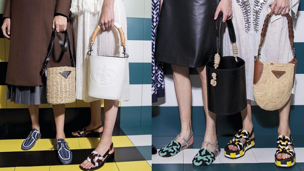 """Dép La Mã, trắng cả """"cây"""": 10 xu hướng thời trang hay nhất mùa xuân 2020 - 7"""