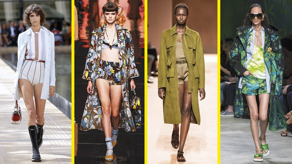 """Dép La Mã, trắng cả """"cây"""": 10 xu hướng thời trang hay nhất mùa xuân 2020 - 6"""