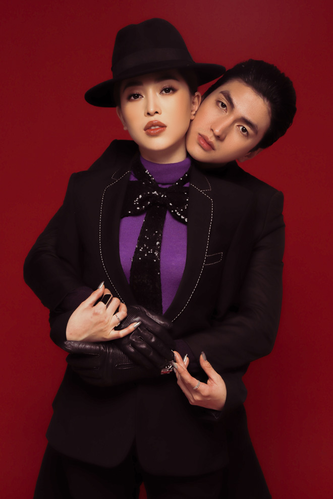 Á hậu Việt Nam 2018 cùng người yêu chụp ảnh thời trang khêu gợi kỷ niệm Valentine - 7