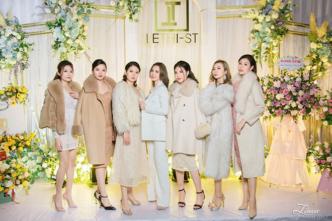 CEO Lê Thị Ánh: Từ bán hàng online trở thành nhà sáng lập thương hiệu thời trang Lethi- ST - 5