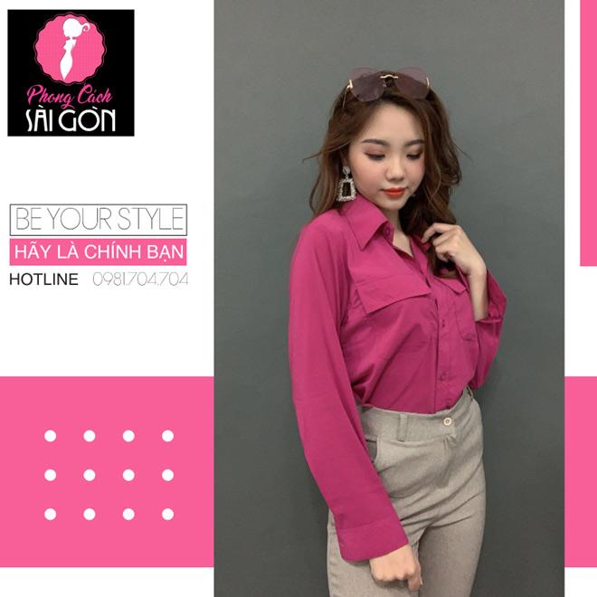 Phong cách Sài Gòn – địa điểm mua sắm trực tuyến đáng tin cậy! - 4