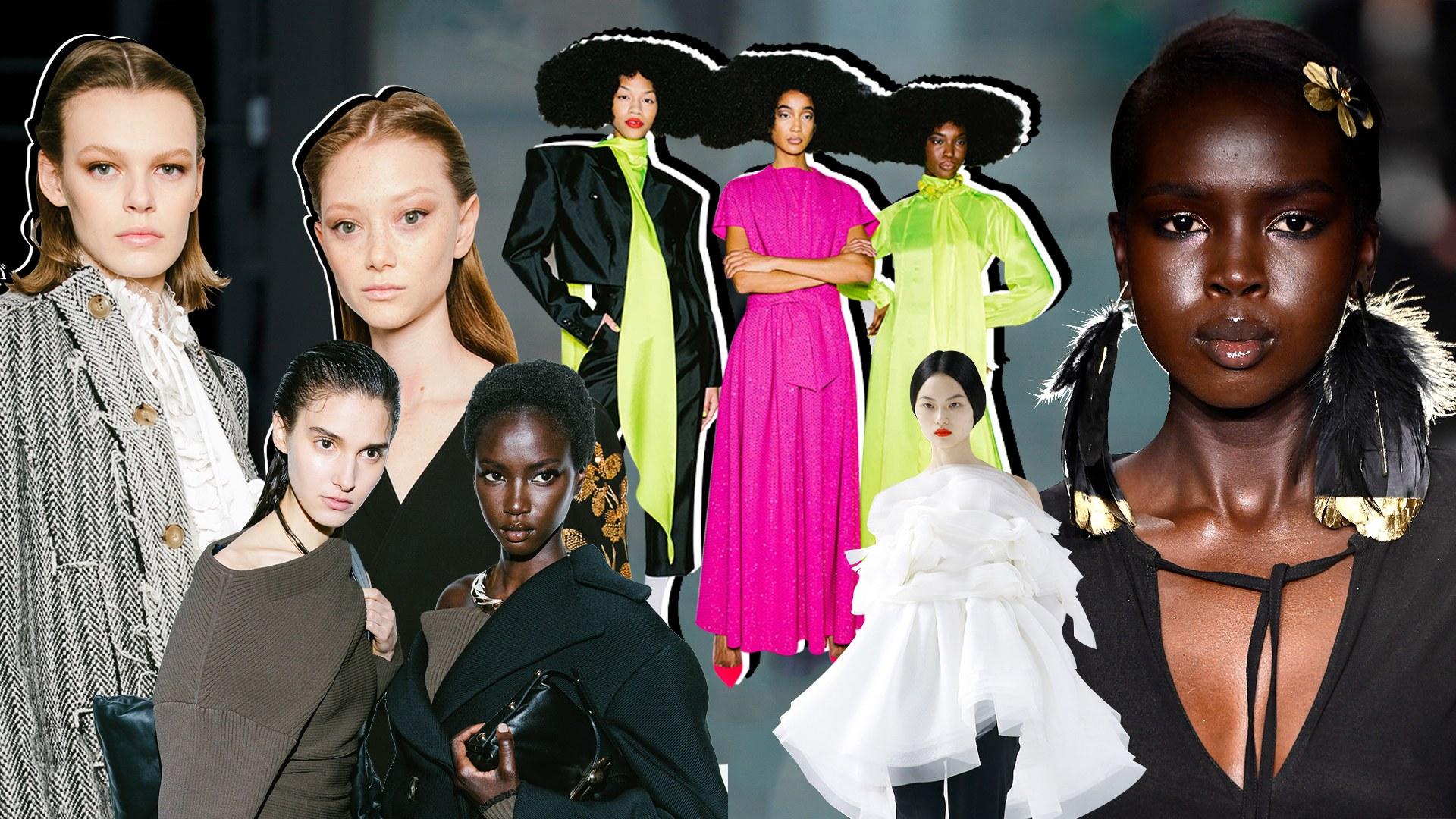 5 lối trang điểm được lăng xê ở New York Fashion Week 2020 - 1