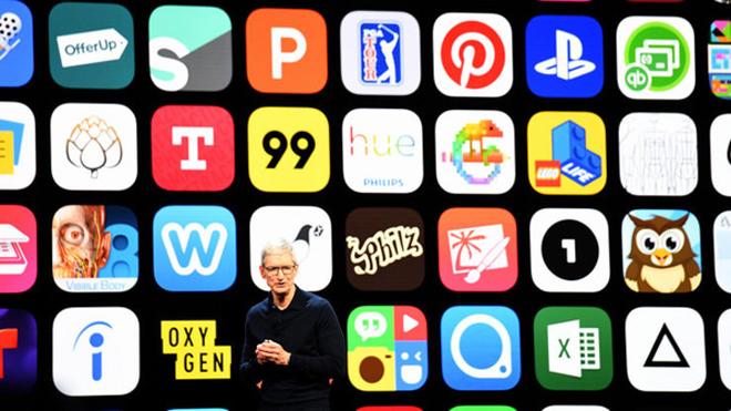 Apple đã cách mạng hóa nền công nghiệp bạc tỷ mới với App Store - 1