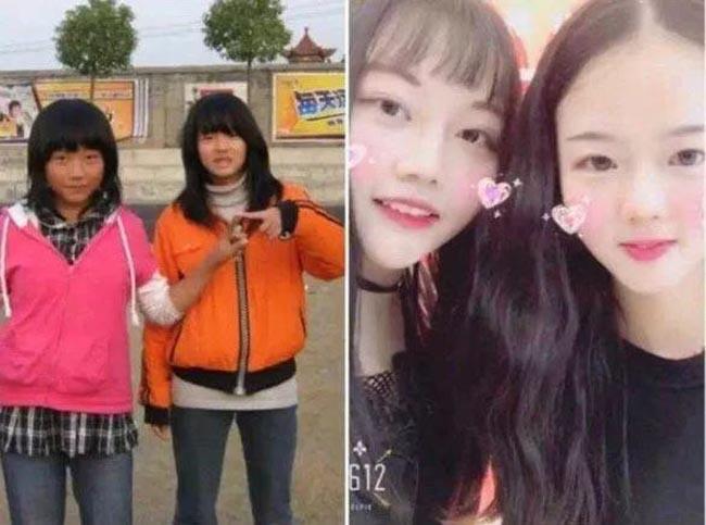 Sinh viên Trung Quốc lột xác khi vào đại học, nhìn trước và sau ai cũng không tin là thật - 5