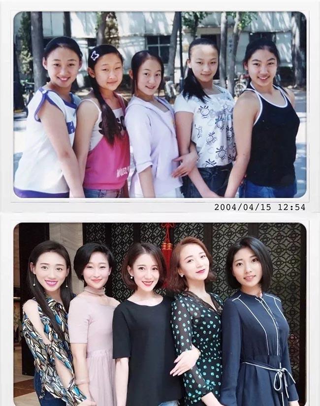 Sinh viên Trung Quốc lột xác khi vào đại học, nhìn trước và sau ai cũng không tin là thật - 12