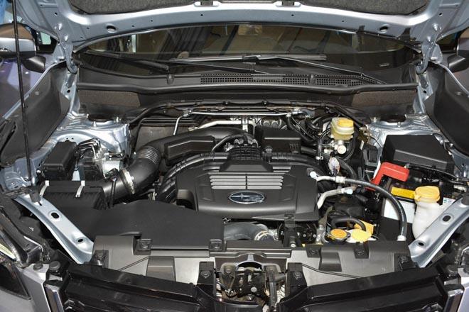 Subaru tung chương trình ưu đãi cho dòng xe Forester lên đến 180 triệu đồng - 4