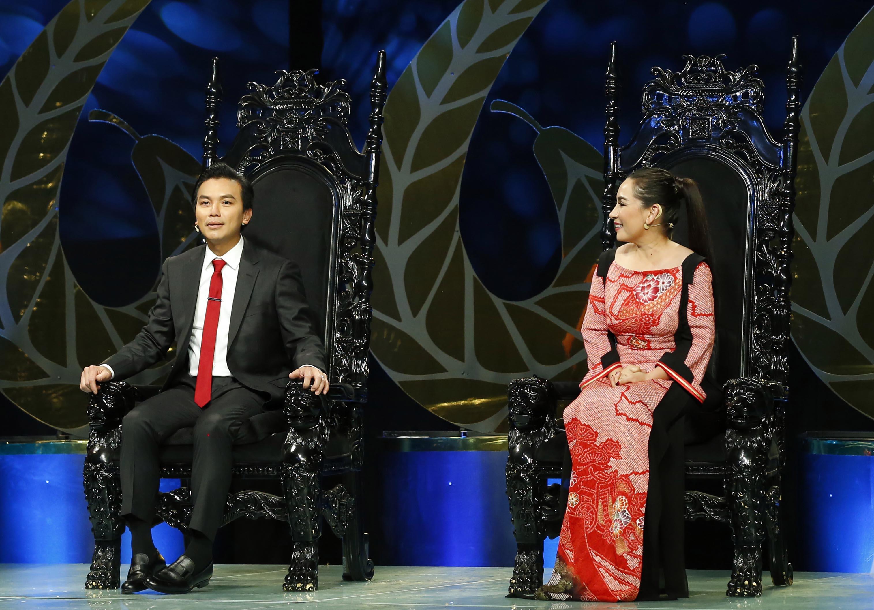 """Phi Nhung phản ứng bất ngờ khi Mạnh Quỳnh đòi làm """"vợ chồng già"""" - 2"""