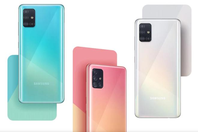 Samsung sắp đổ bộ thêm hàng loạt smartphone tầm trung - 3