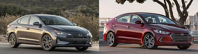 Nhìn qua vài điểm thay đổi trên mẫu xe Hyundai Elantra so với phiên bản cũ? - 2