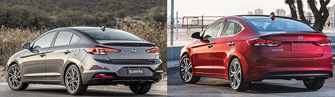 Nhìn qua vài điểm thay đổi trên mẫu xe Hyundai Elantra so với phiên bản cũ? - 3