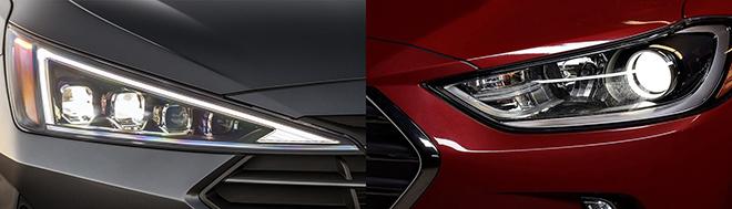 Nhìn qua vài điểm thay đổi trên mẫu xe Hyundai Elantra so với phiên bản cũ? - 4