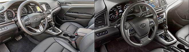 Nhìn qua vài điểm thay đổi trên mẫu xe Hyundai Elantra so với phiên bản cũ? - 6