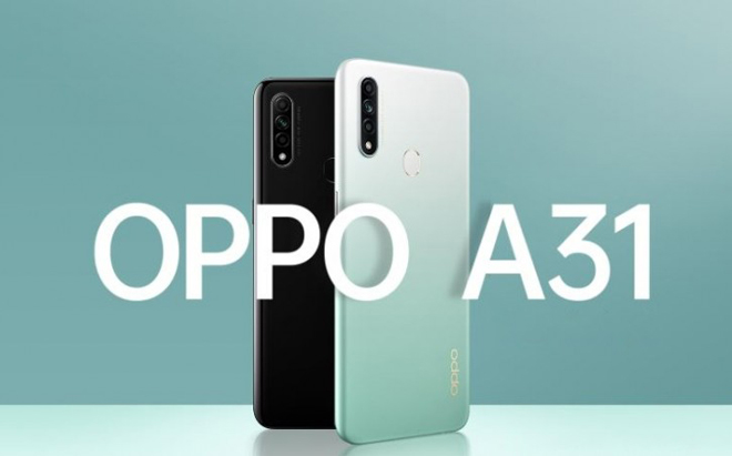 """Oppo A31 """"trình làng"""", gây mê mẩn với thiết kế thanh lịch, 3 camera sau - 2"""