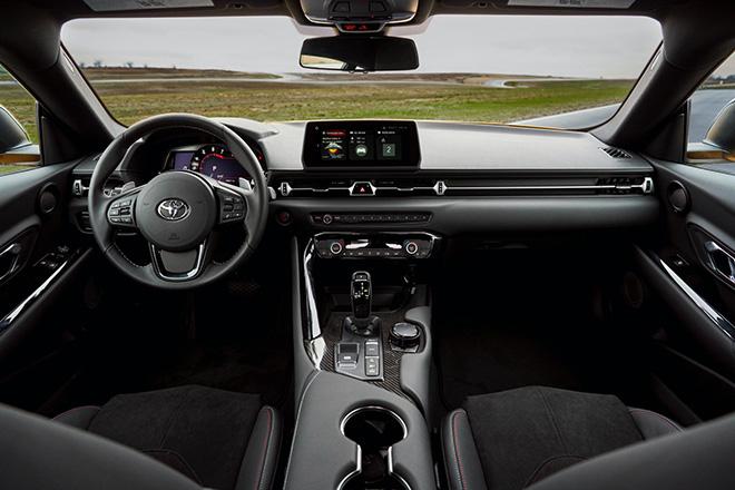 Toyota GR Supra 2021 trình làng, mang khối động cơ 2.0L từ BMW - 7