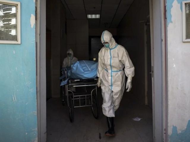 Virus Corona: Thêm 1.807 ca nhiễm mới ở Hồ Bắc, 93 người tử vong