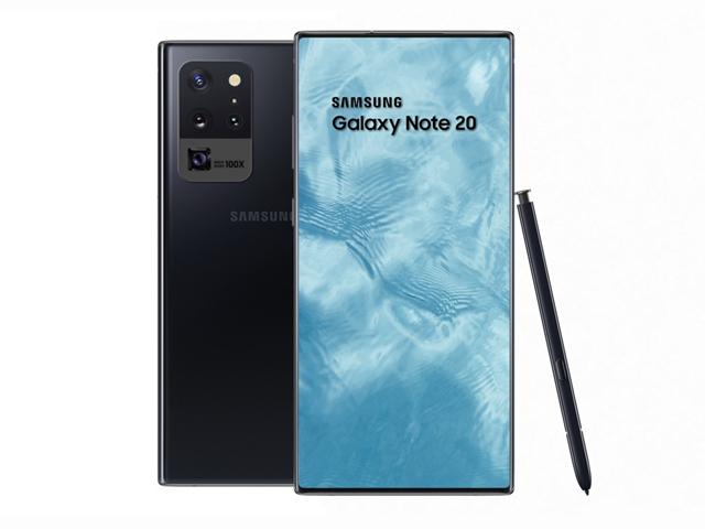 Galaxy Fold 2 và Galaxy Note 20 sẽ cùng ra mắt vào tháng 7?