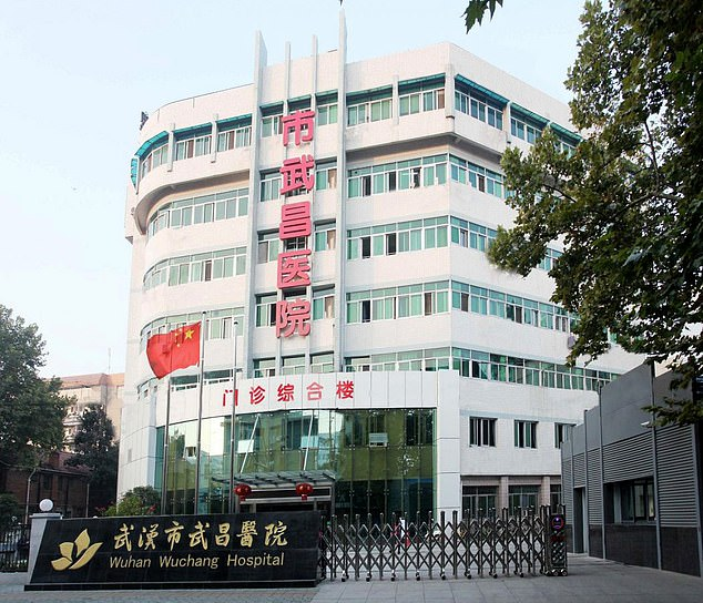 Thông tin về bệnh tình của giám đốc bệnh viện ở Vũ Hán nhiễm virus Corona - 2